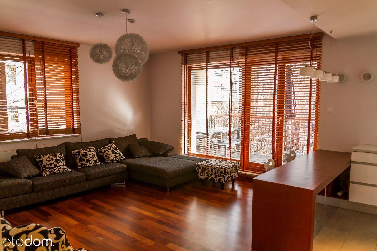 2-pokojowy, luksusowy apartament przy Polu Mokotow