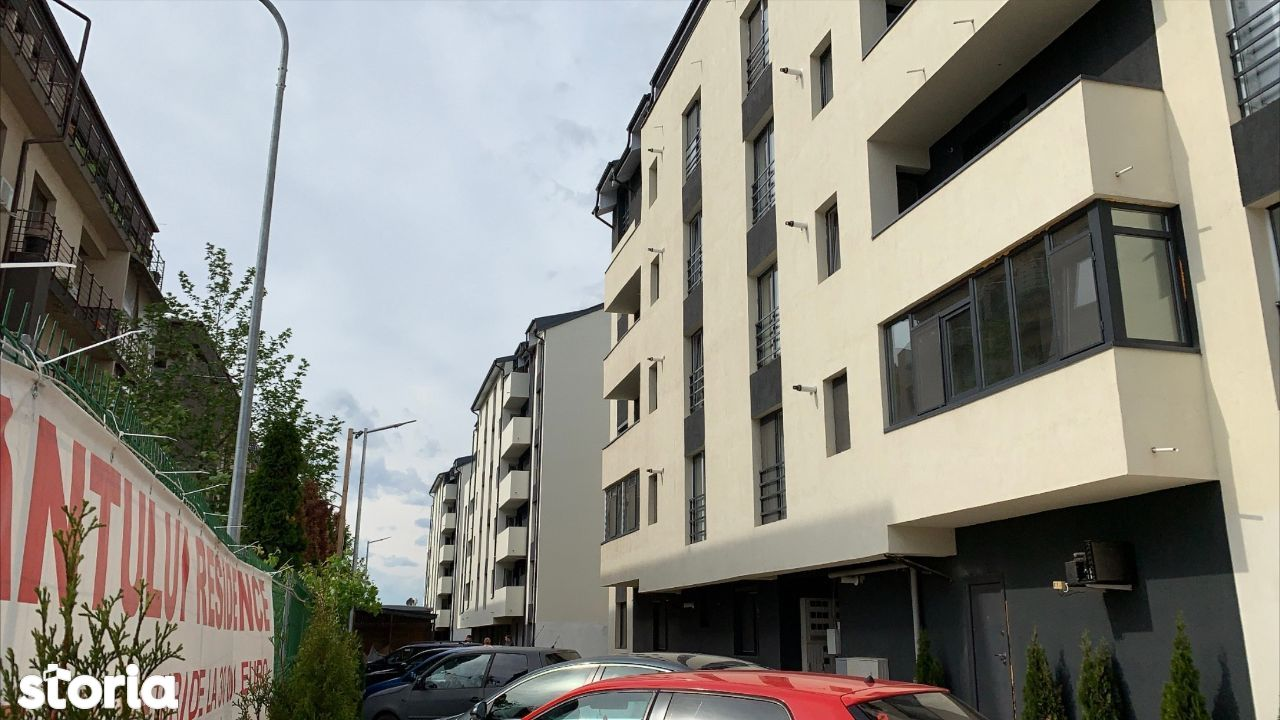 Ansamblul imobiliar Diamantului Residence garsoniera decomandata