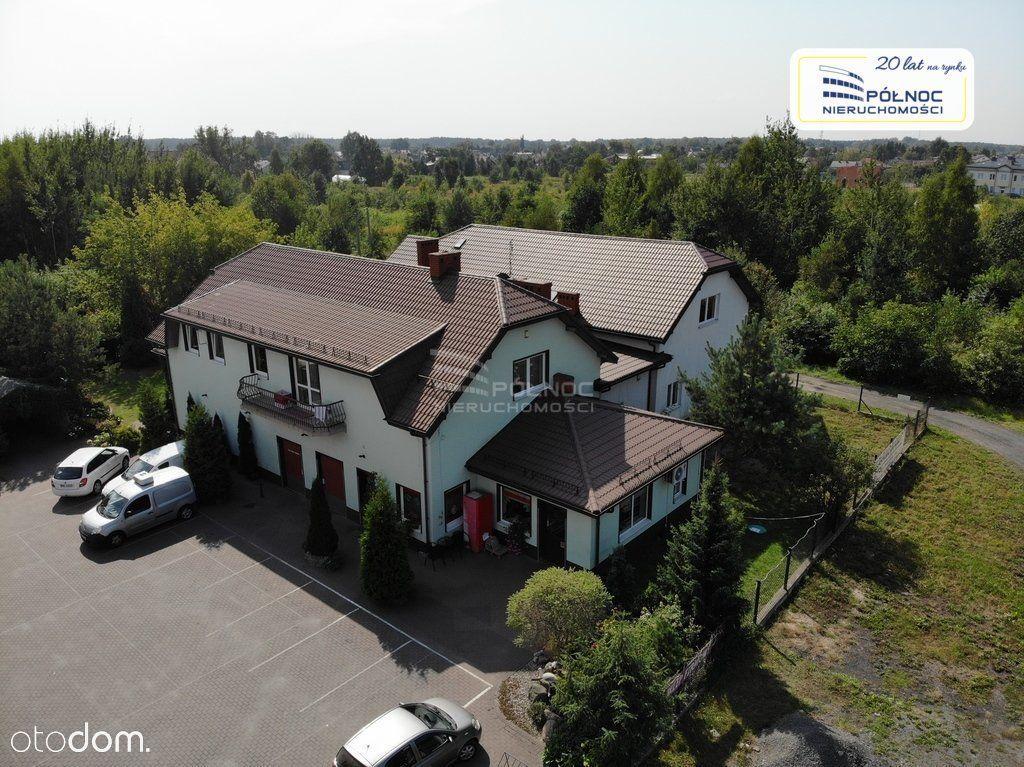 Dom, 800 m², Wołomin