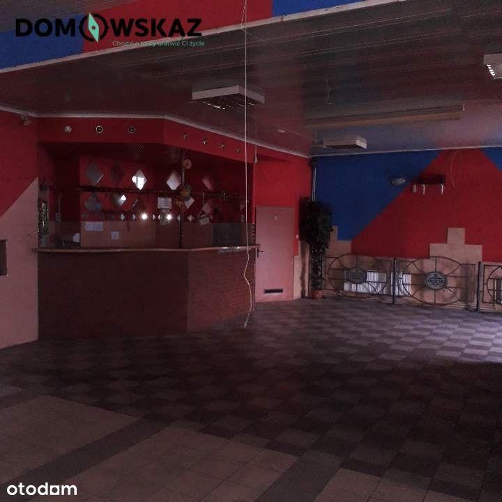 Dąbrowa G. Lokal na sklep restaurację catering