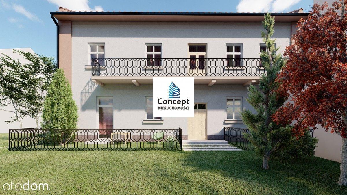 Mieszkanie w stanie deweloperskim w centrum Bochni