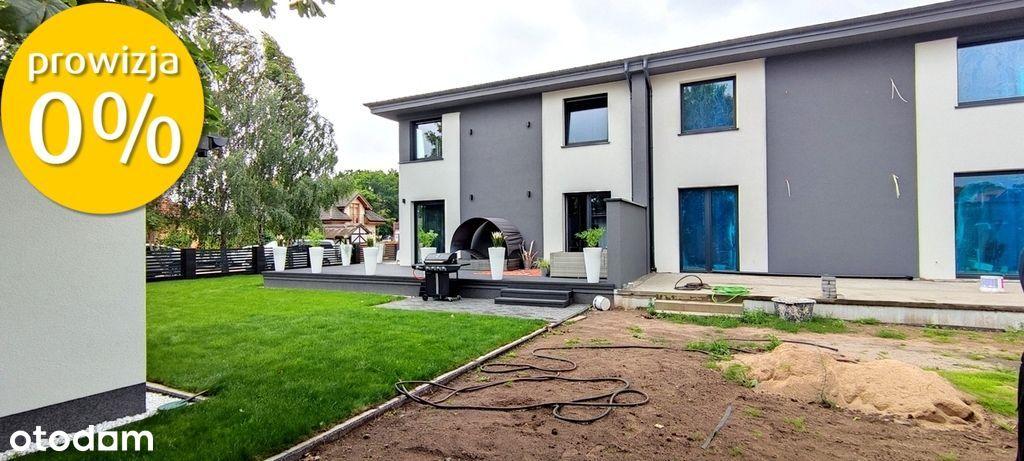 Dwa ostatnie domy w zabudowie grupowej ul.Wolińska