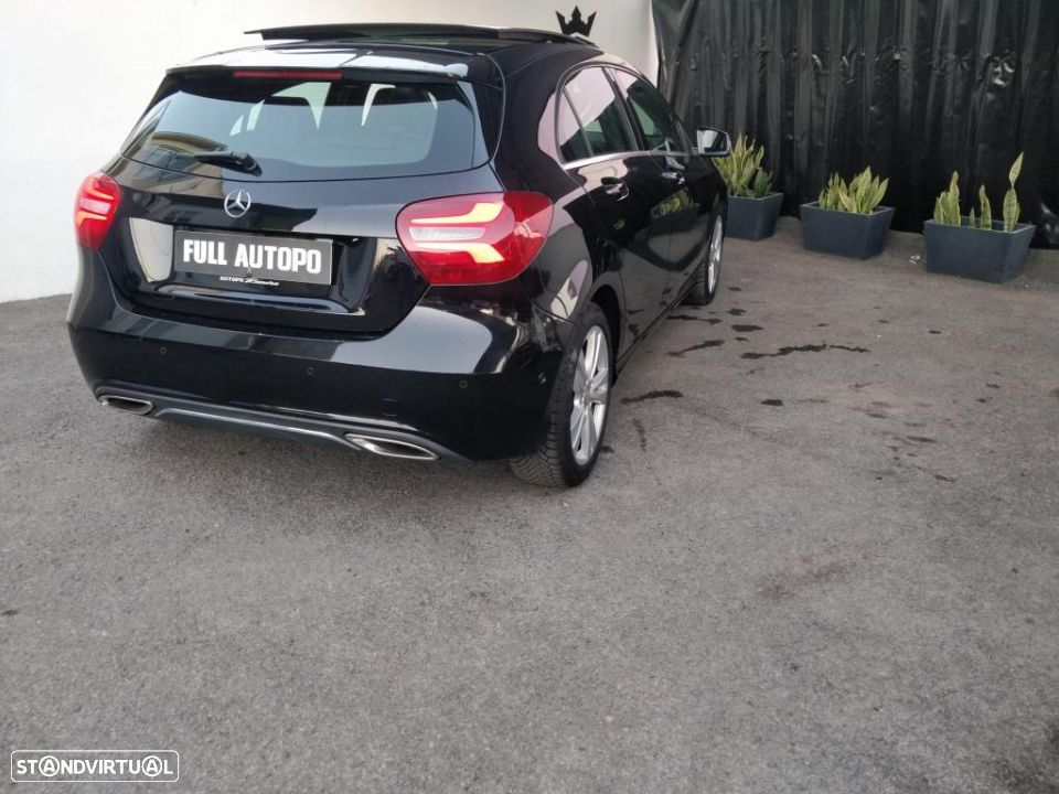 Mercedes-Benz A 180 CDi BE Style - 18