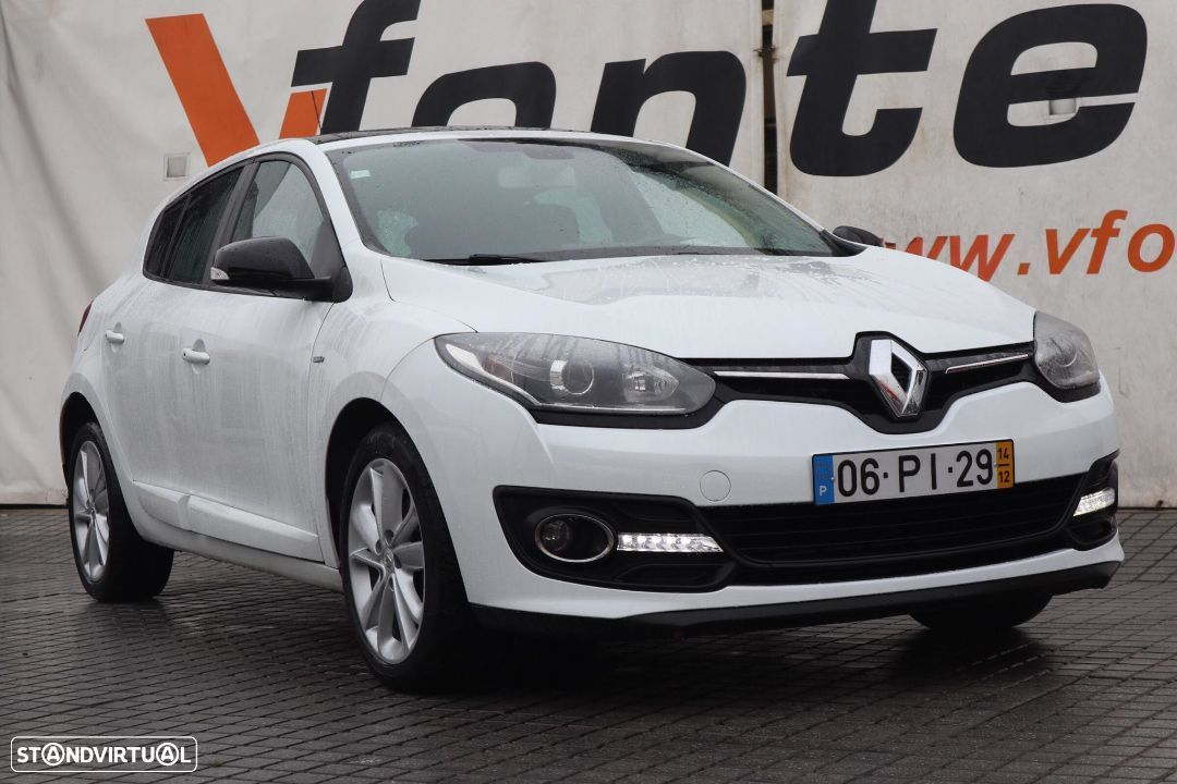 Renault Mégane 1.5 dCi Limited SS - 25