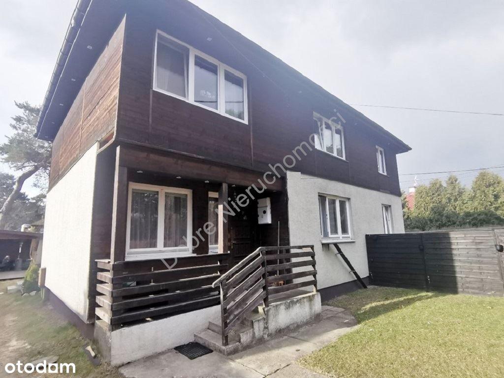 Piętrowy dom z dużą działką - Boernerowo