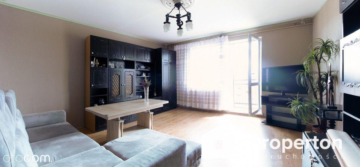 Mieszkanie 3-pokojowe z dużym balkonem..