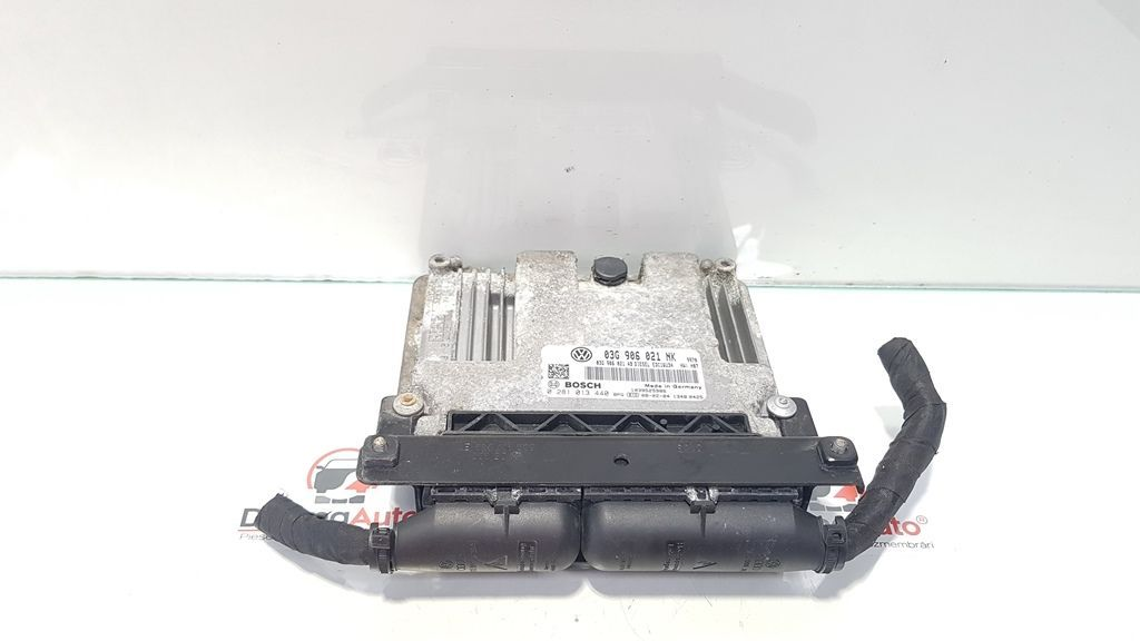 Calculator motor, Vw Passat (3C2), 2.0 tdi, cod (id:370210) - 1