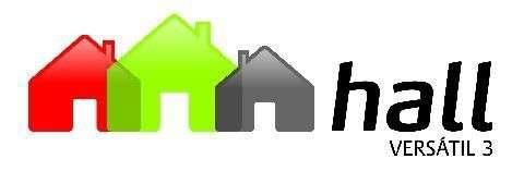 Agência Imobiliária: Hall Versátil3