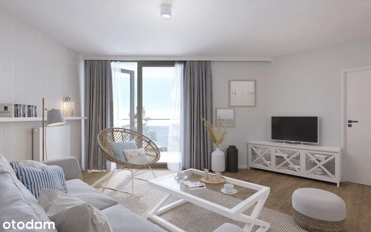 PINEA - apartament z widokiem na morze (503)