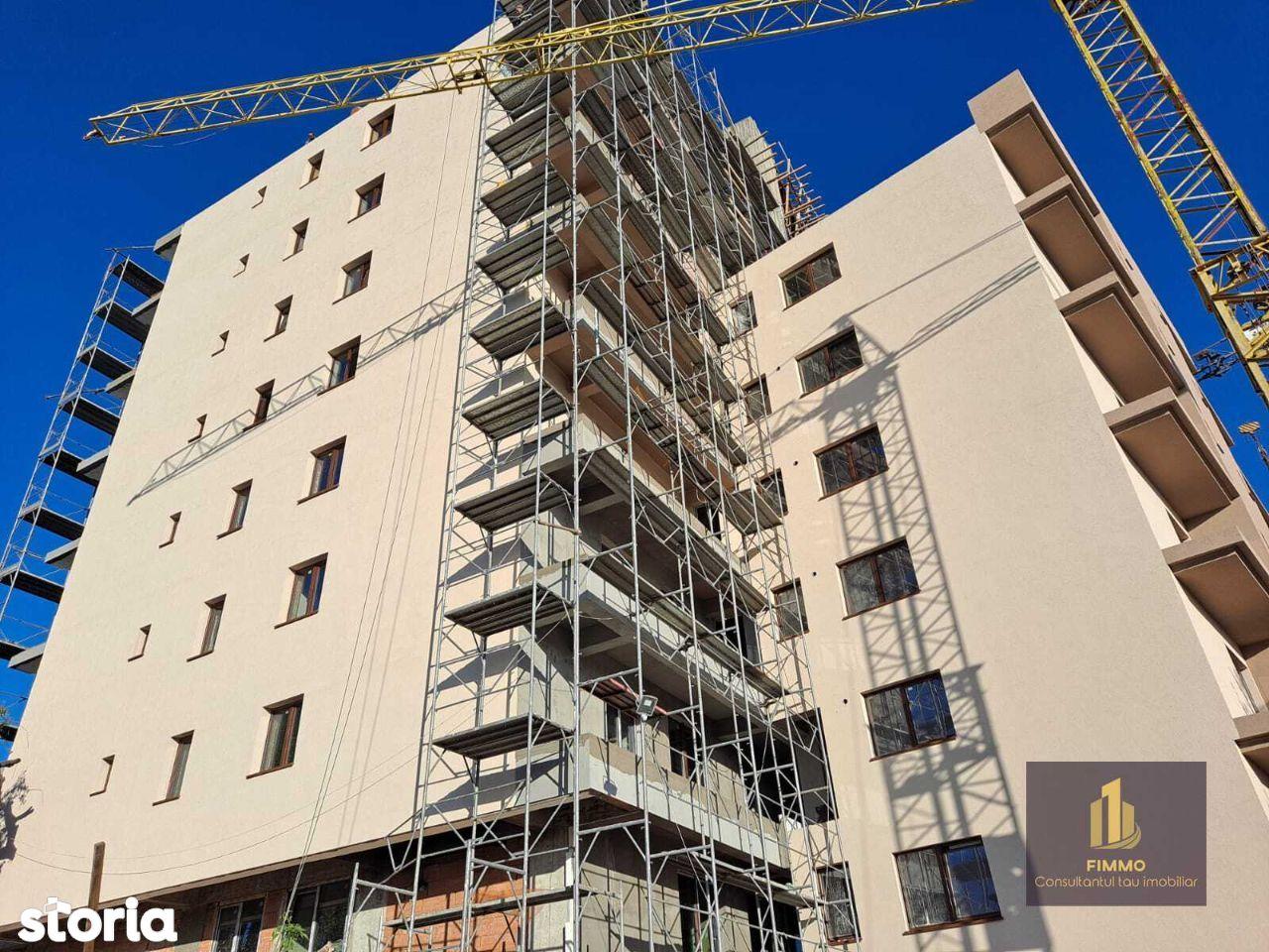 Apartament 2 camere - bloc nou - Zamca
