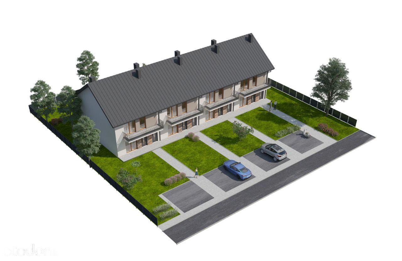 Deweloper sprzeda 59,66 m2 centrum Wieliczki