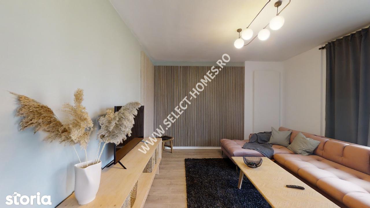 Apartament De Închiriat 2 camere *Pipera* Tur Virtual