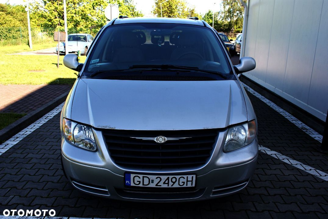 Chrysler Town & Country 3.3 Benzyna+Gaz 7 Osób - 6