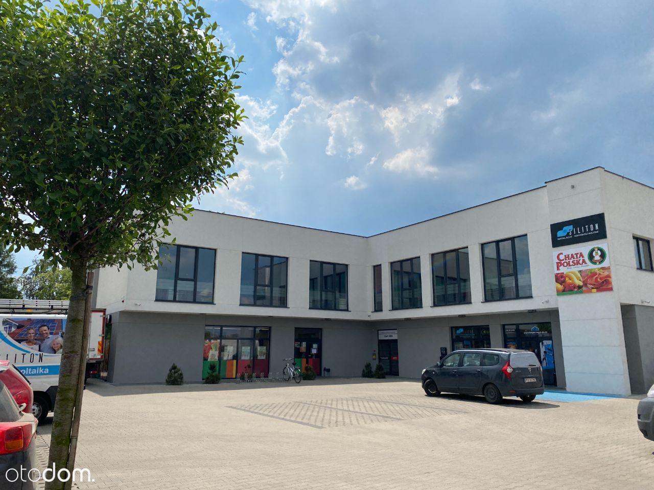 Gabinety Lekarskie, Lokale Usługowo-Handlowe