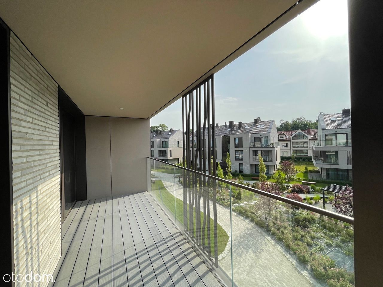 Nowy apartament, 3 pok. - Oliwski Park