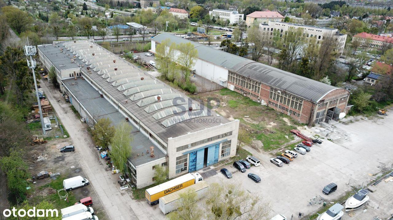 Hala magazynowo-produkcyjna 500m2, 22zł/m2