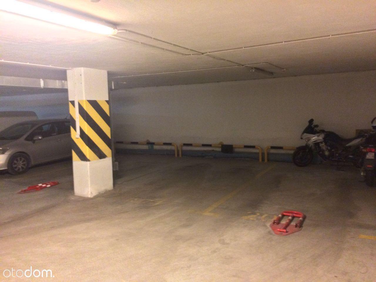 Miejsce Garażowe Parking URSYNÓW ul. Lanciego 10 G