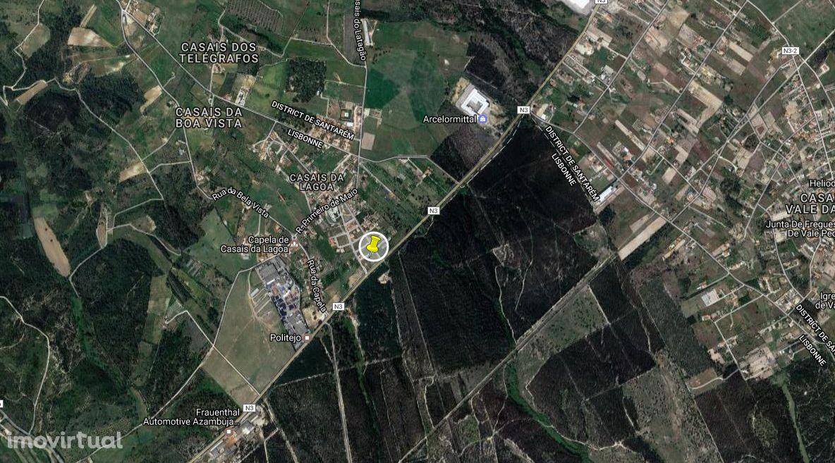 lote 180 M2 quinta de s antonio - Aveiras de baixo - Azambuja - Lisboa
