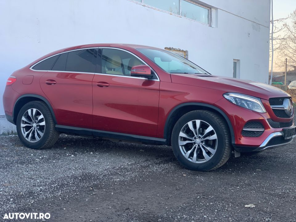Mercedes-Benz GLE Coupe 350 - 13