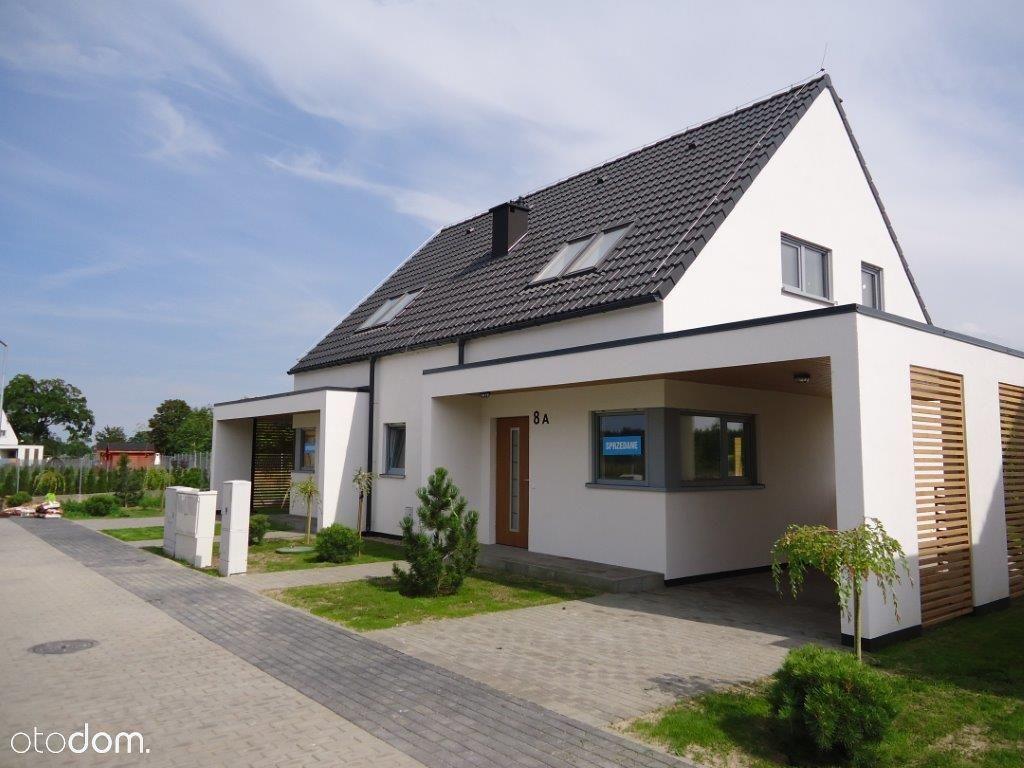 Nowy dom na Osiedlu Baltic Garden w Trzęsaczu