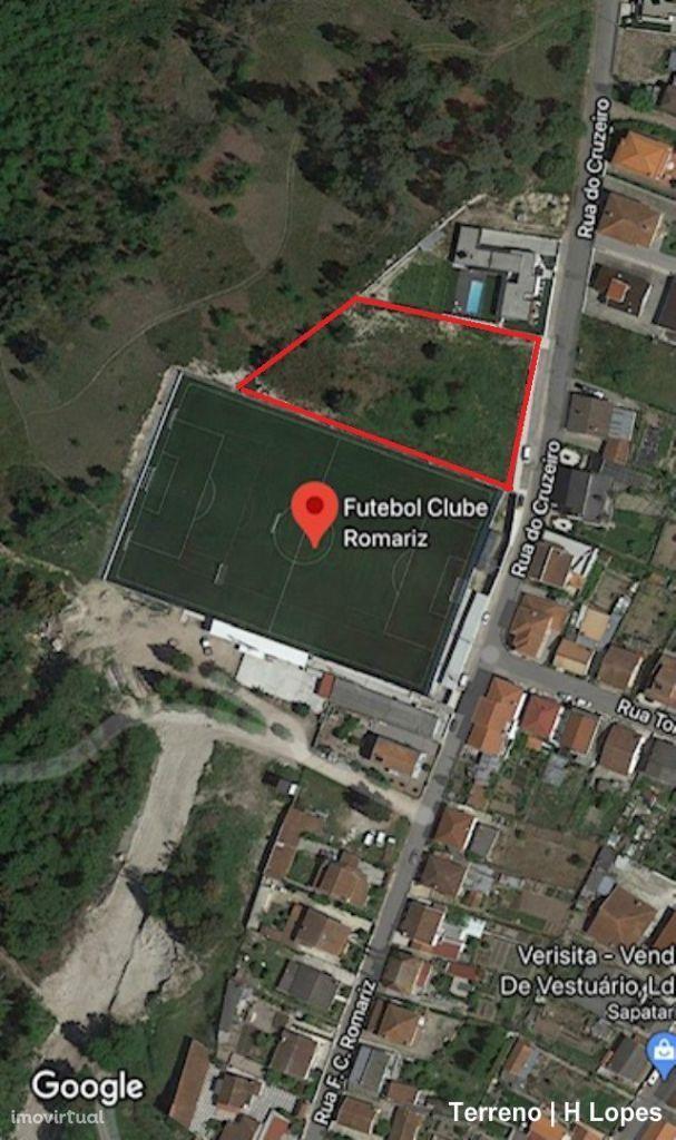 Aos Investidores / Construtores/Terreno 4050 m2 Romariz Lousada