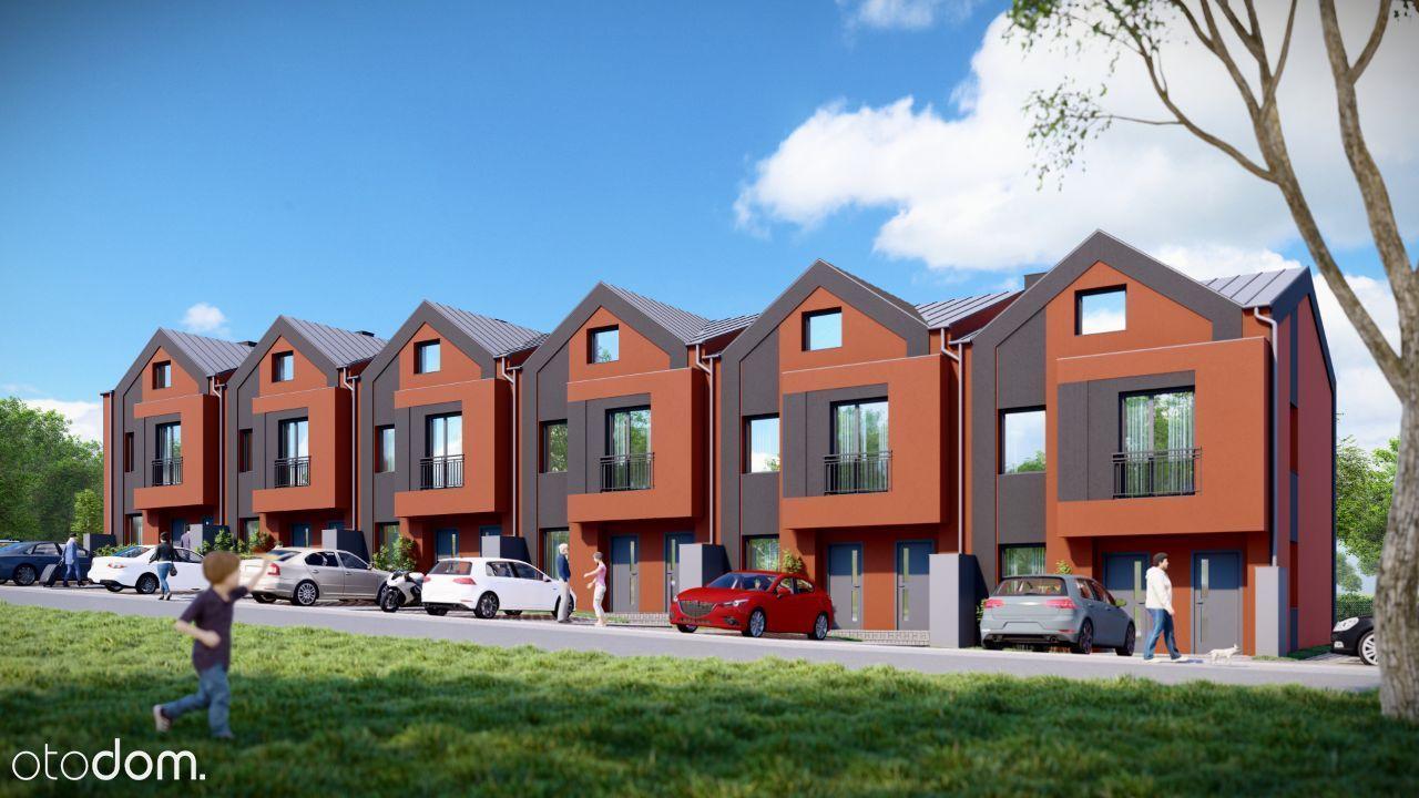 Mieszkanie 56,28 m² czteropokojowe + poddasze