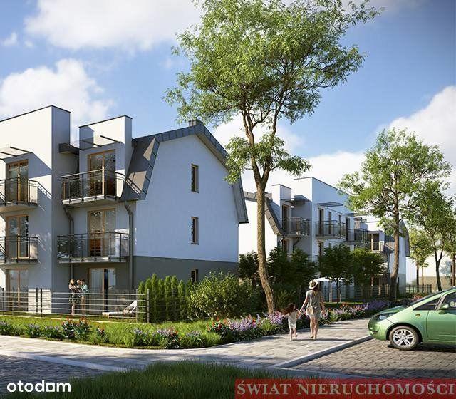 Mieszkanie 3 pok., funkcjonalny dwustronny rozkład