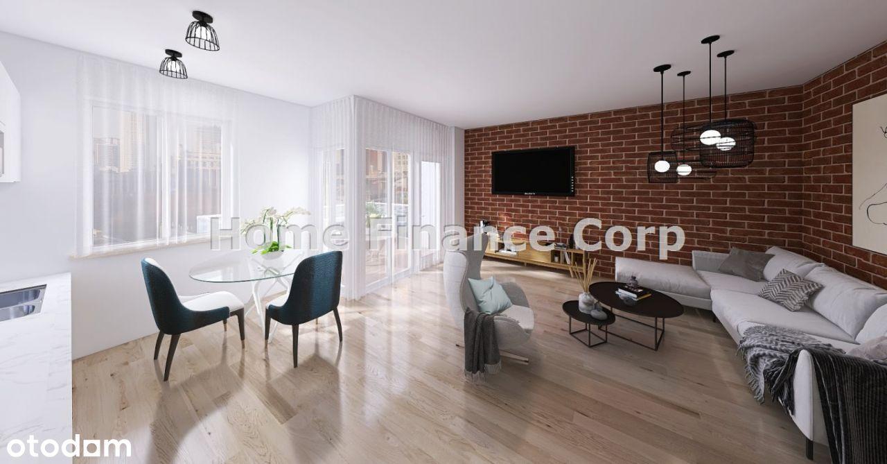 BEZPOŚREDNIO - Słoneczny apartament z tarasem