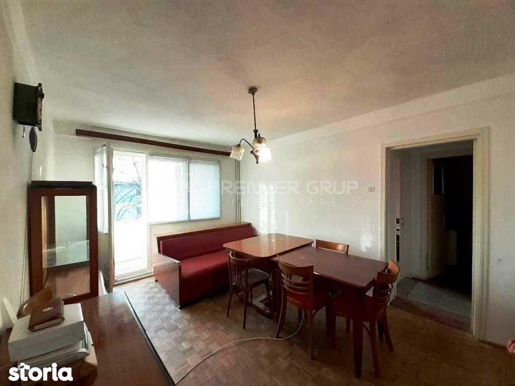 Apartament 3 camere, Tatarasi, 60mp, CT, etaj intermediar