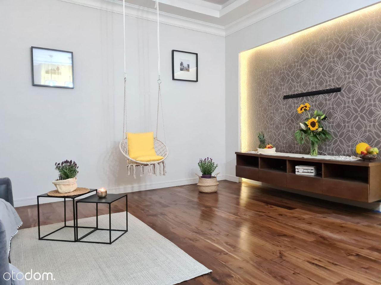 Przestronne mieszkanie, kamienica zrewitalizowana