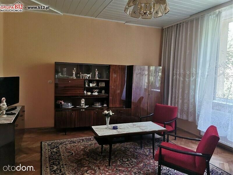 2 pokoje, Salwator, 49,50 m2, III p, lata 50-te