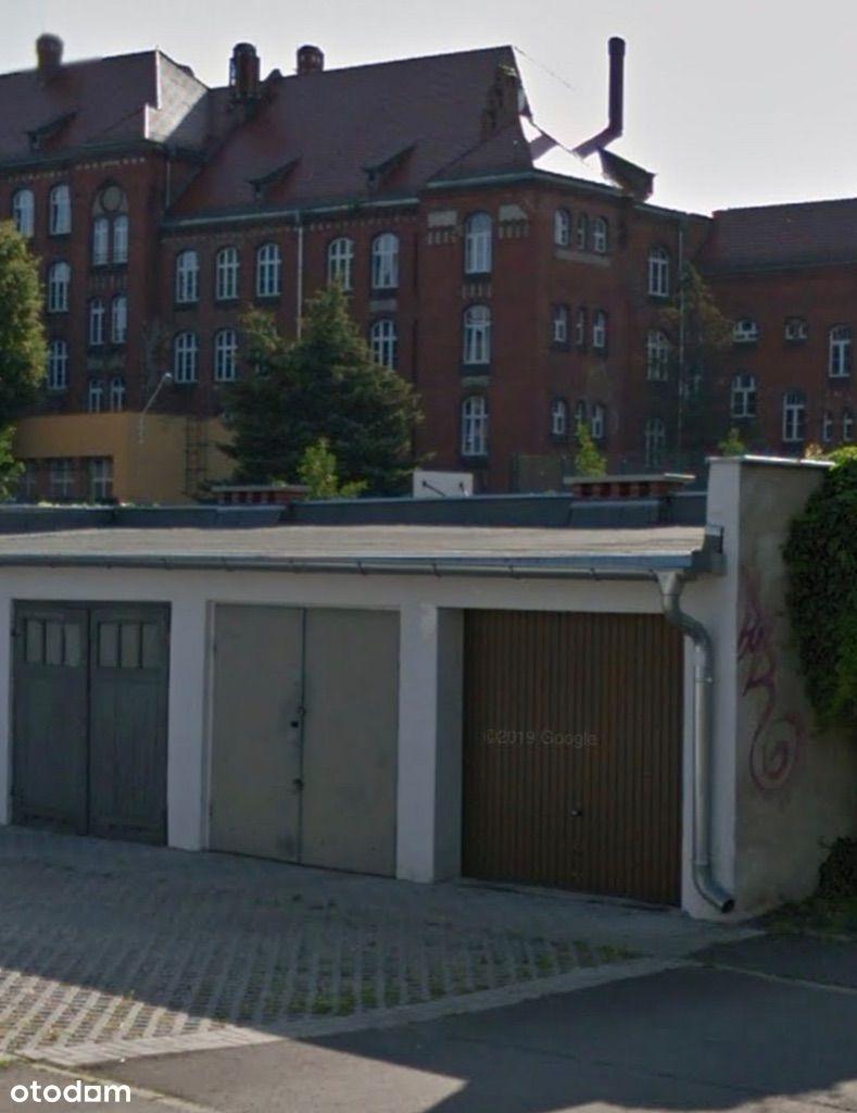 Garaż Stare Miasto Ścinawska Młodych Techników