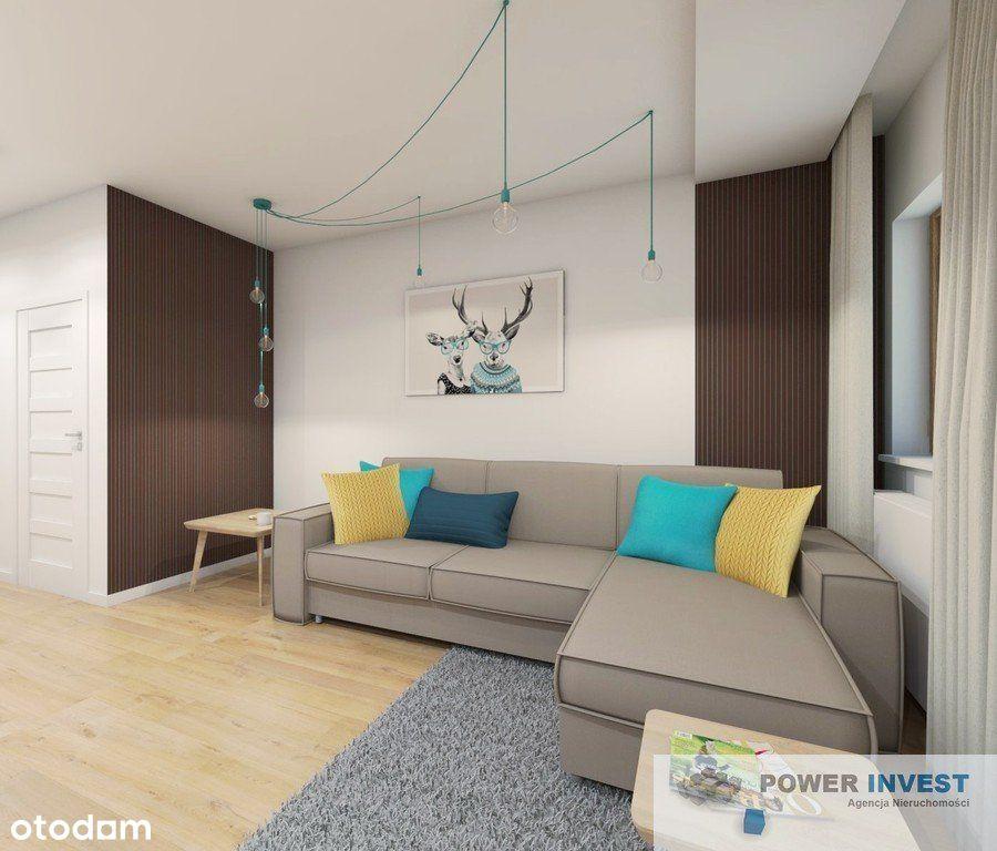 Idealne mieszkanie dla rodziny lub pary!