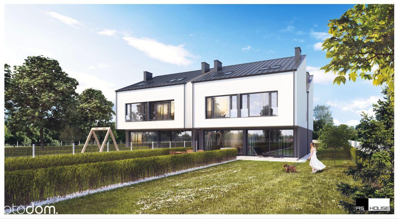 Komfortowy 132 metrowy dom z ogrodem pod Warszawą