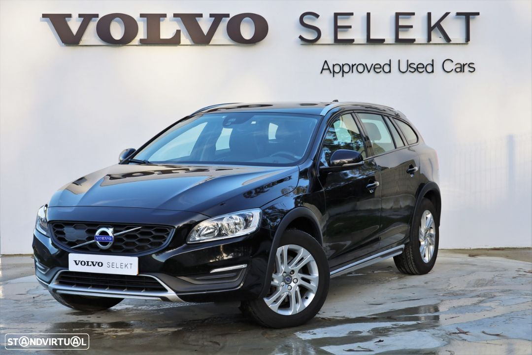 Volvo V60 Cross Country 2.0 D3 Momentum Geartronic - 20
