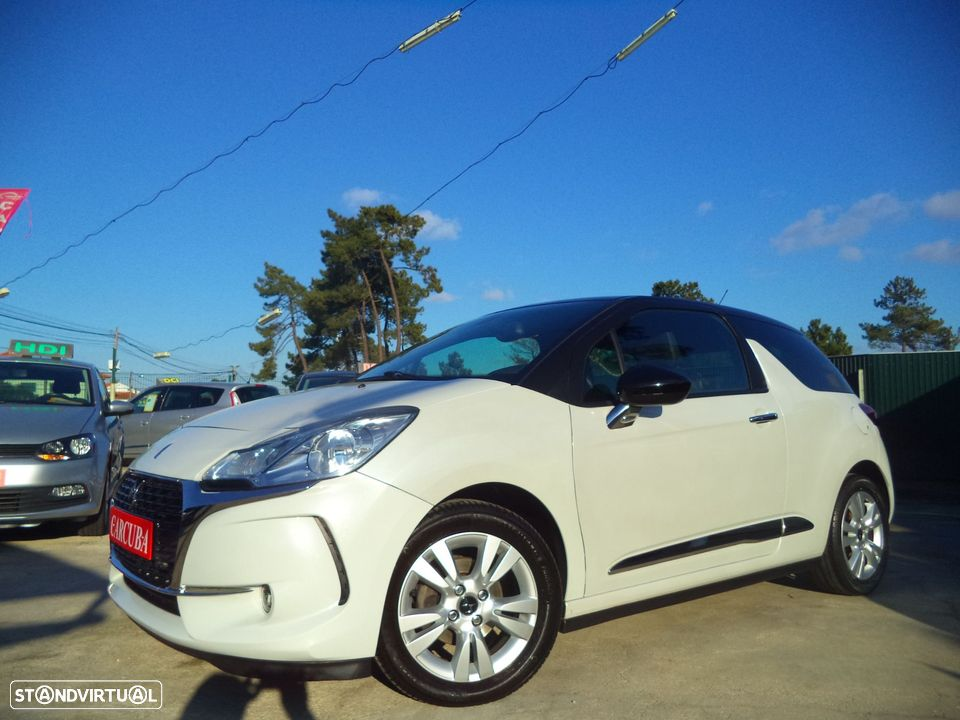 DS DS3 BE CHIC 1.6 HDI 100CV - 10
