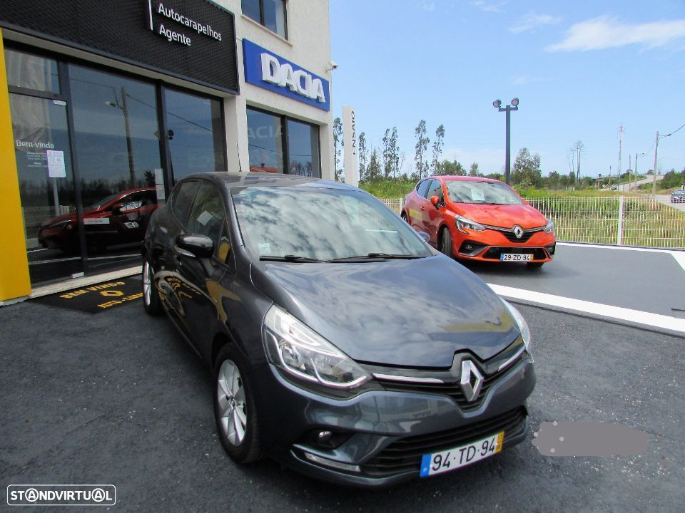 Renault Clio 1.5 dCi Limited - 24