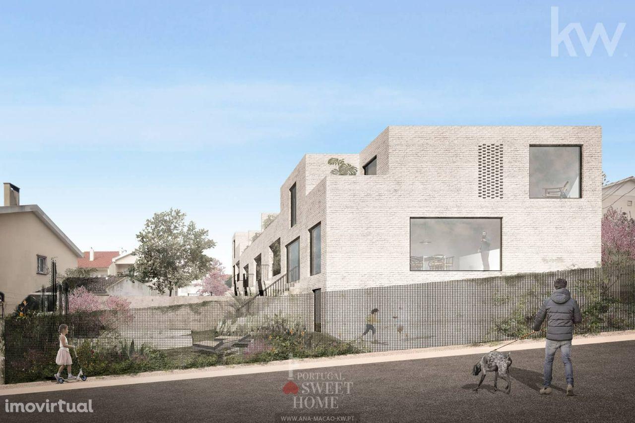 Parede Townhouses, Moradia em Banda T3 - Fração F, c/Piscina opcional
