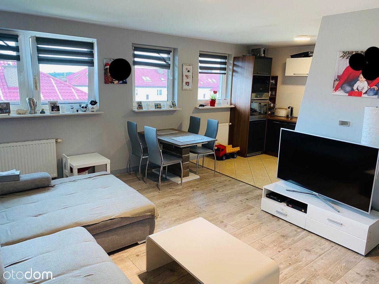 Mieszkanie dwupokojowe Warszewo