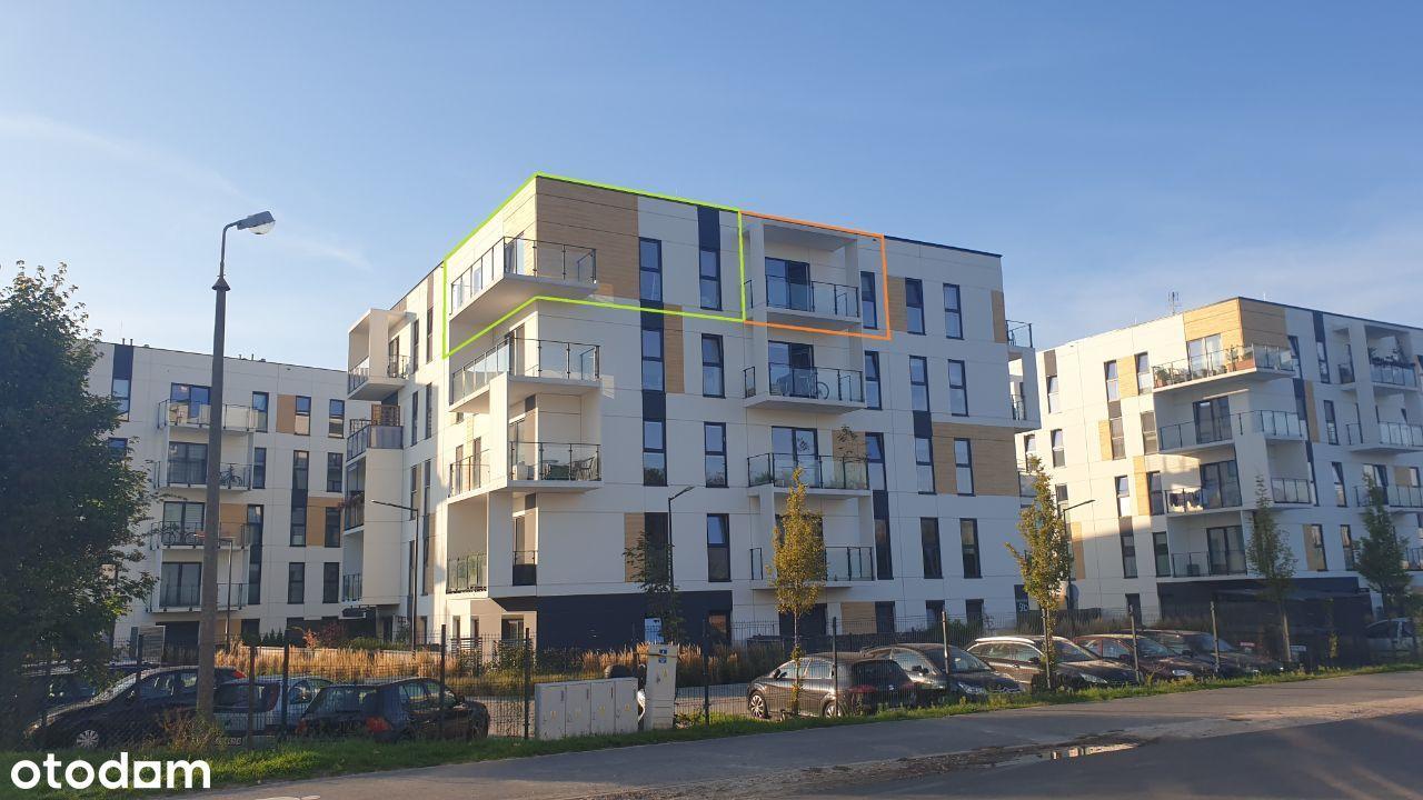 Mieszkanie 59m2, Jasielska, Podolany, Poznań