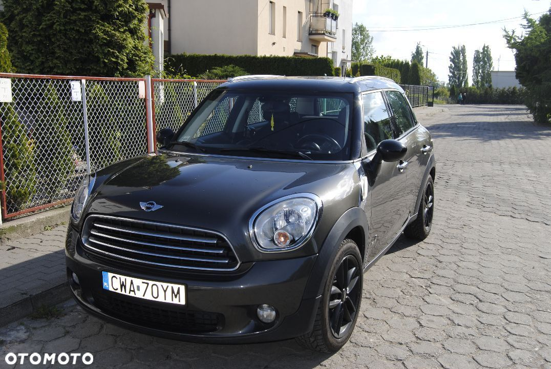 Mini Countryman Cooper D All4 4x4. - 1