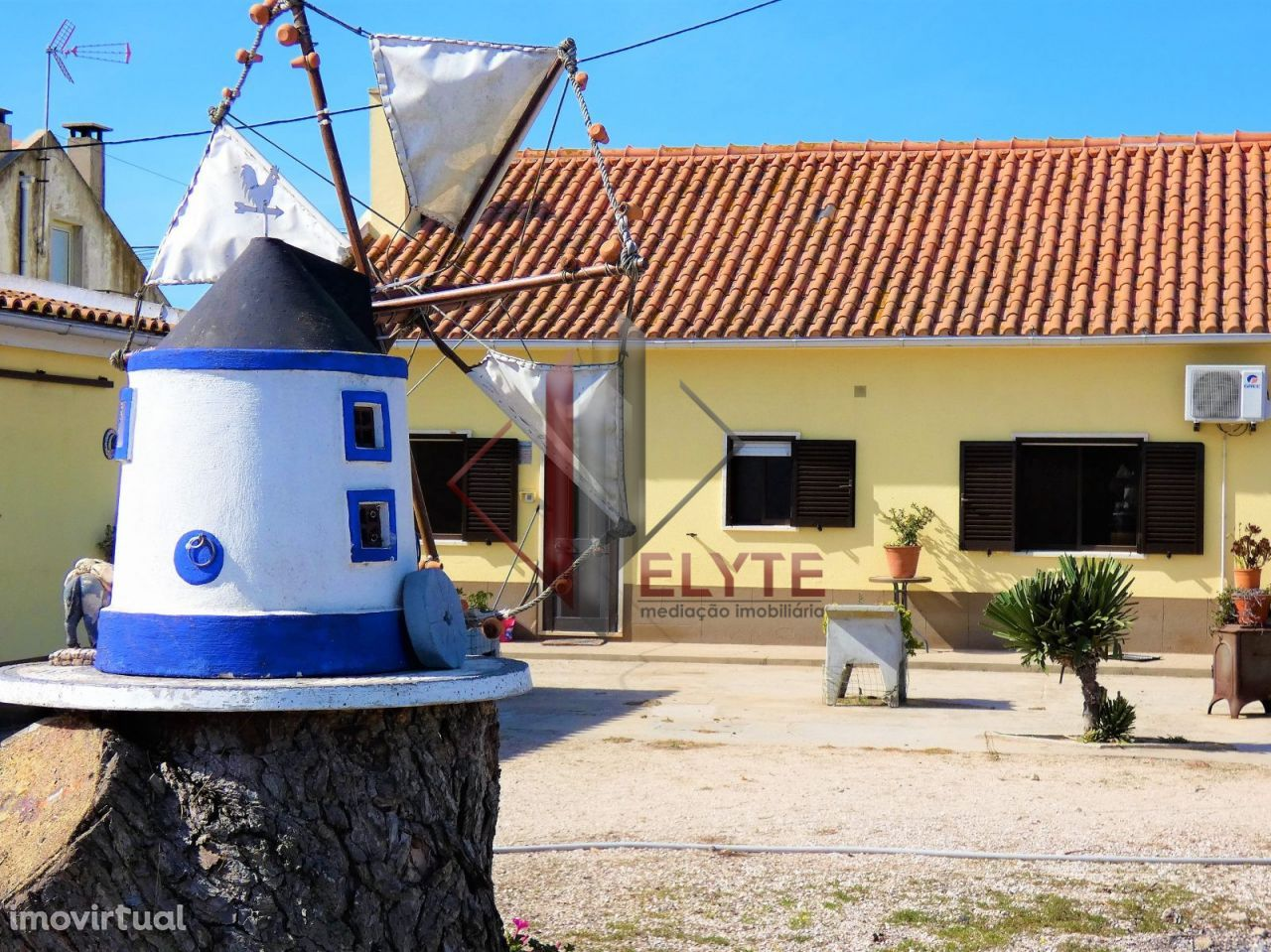 Quinta no Porto Alto (Samora Correia)