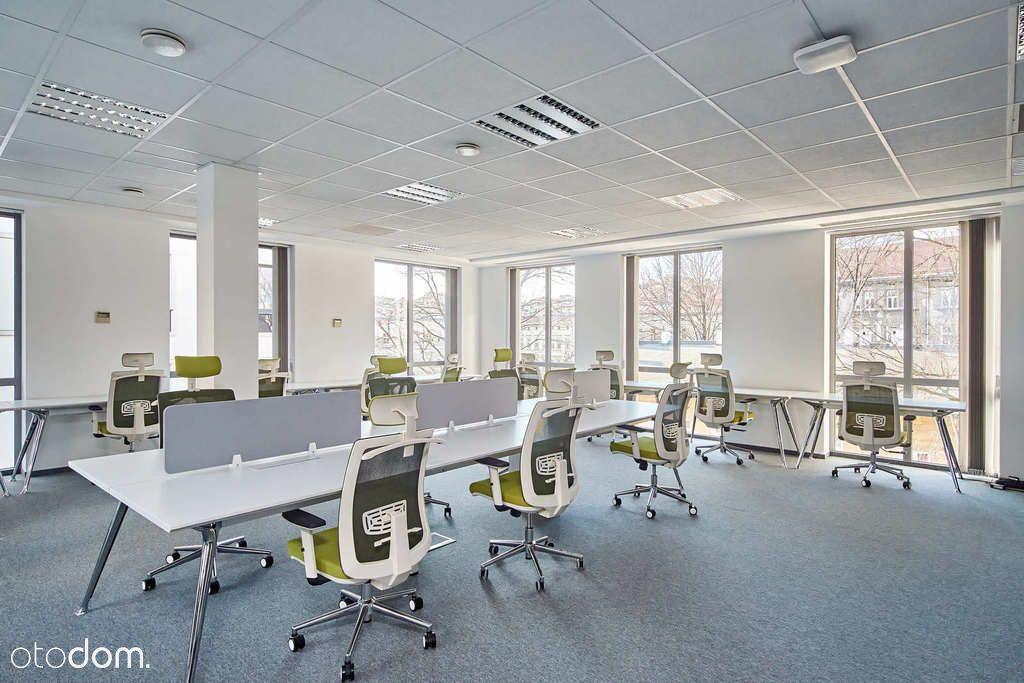 Wykończone biuro przy Dworcu Pkp. Elastyczna umowa