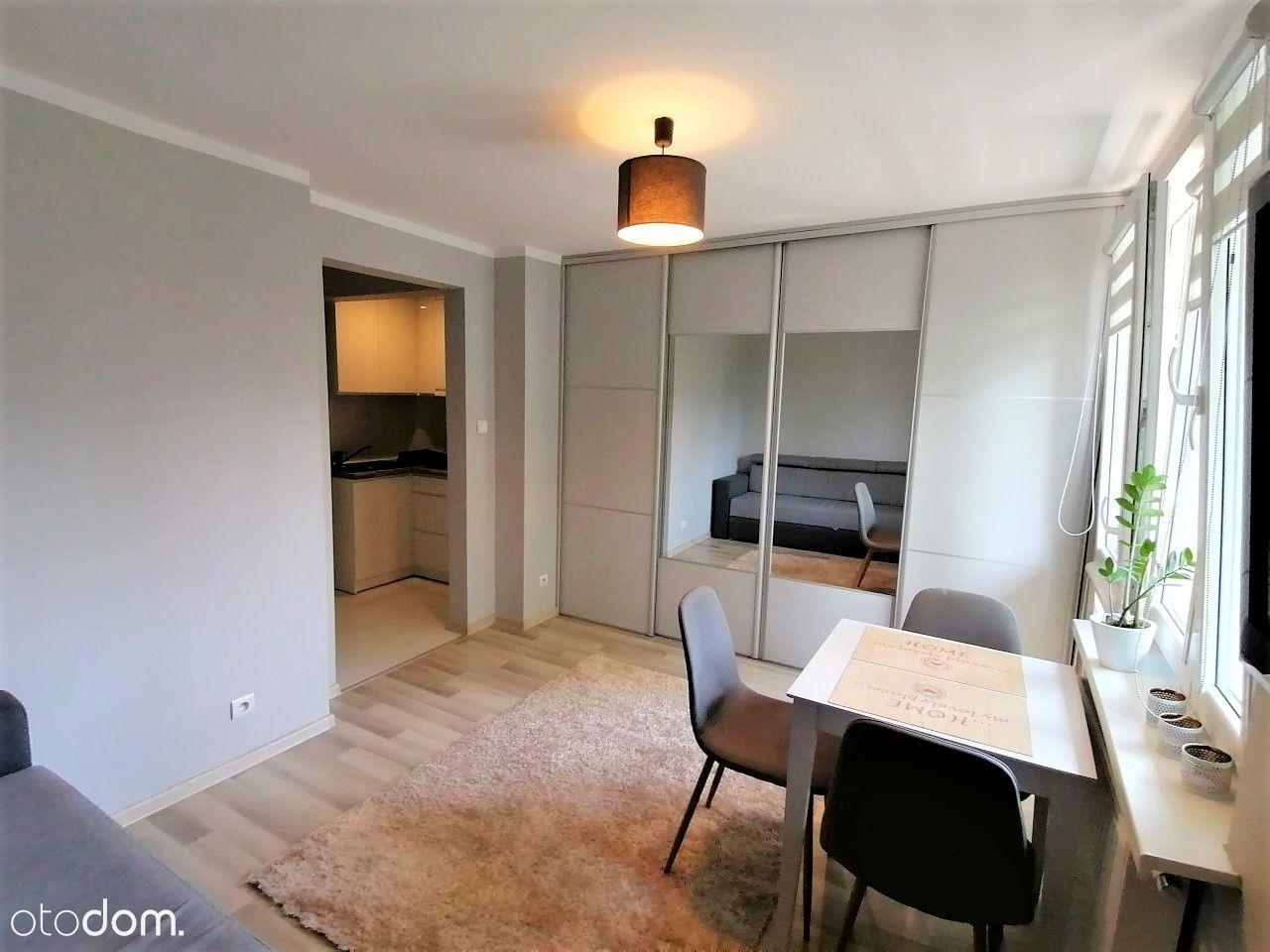 Przytulne mieszkanie 19,89m2+balkon blisko centrum
