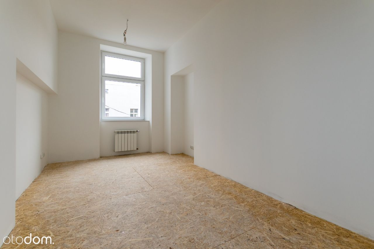 2 pokoje | przestronne | do wykończenia | Rynek