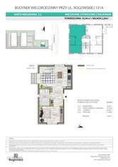 3.2 ROGOWSKA 131A funkcjonalne rozkładowe 2 pokoje