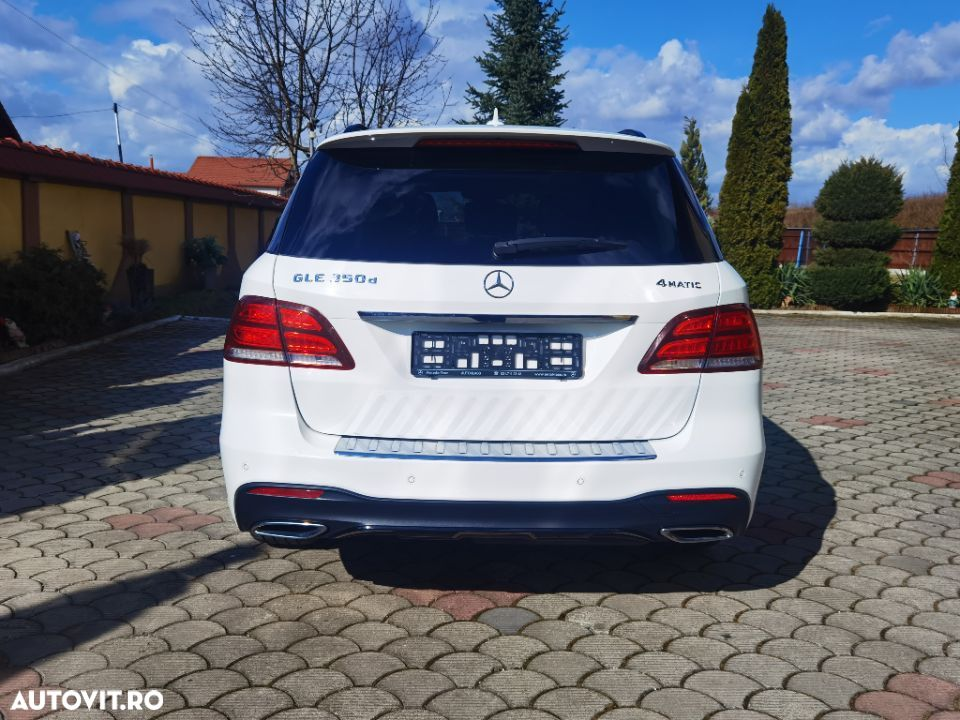Mercedes-Benz GLE 350 - 4