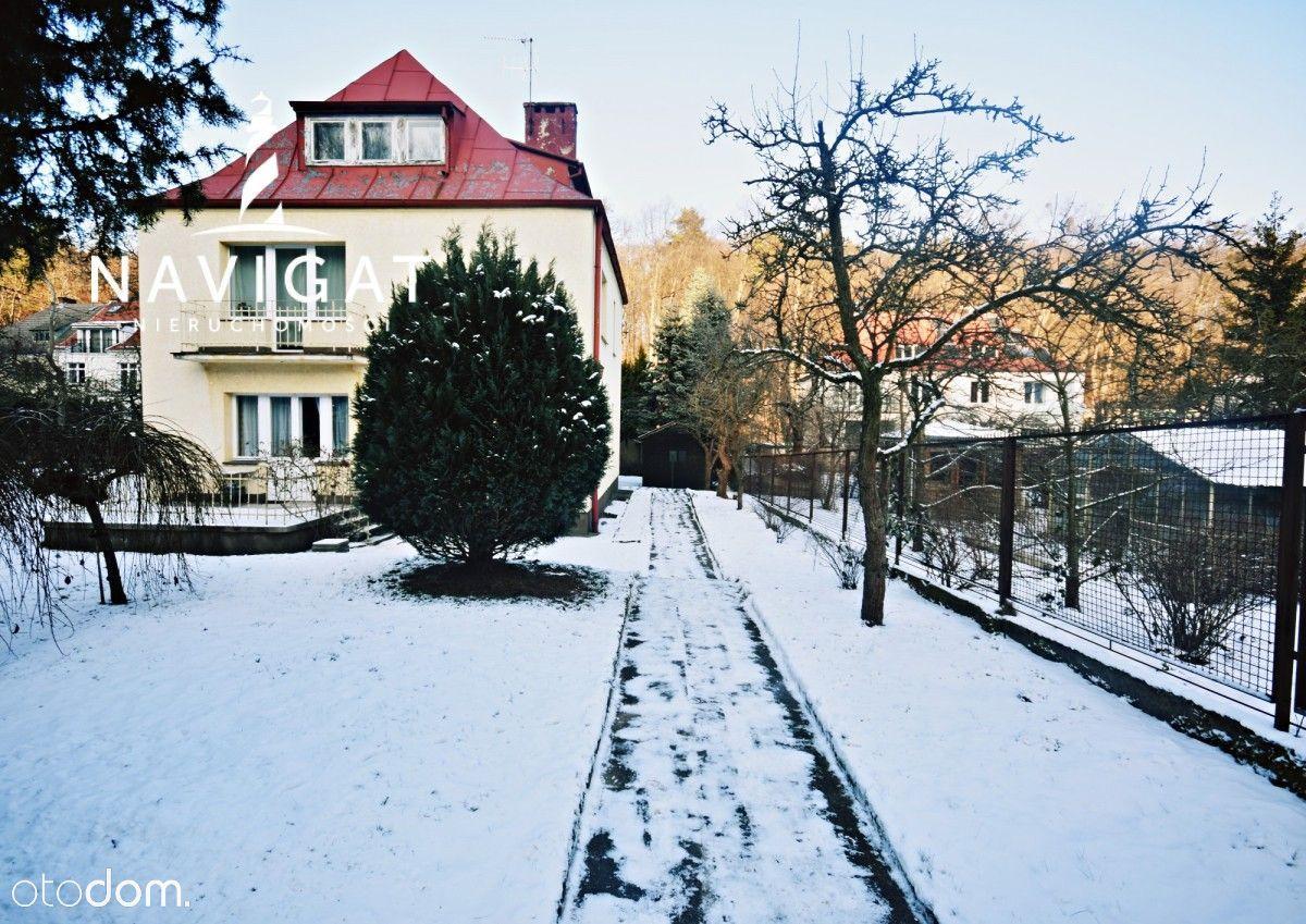 Sopot - dom z działką w zielonym zaciszu
