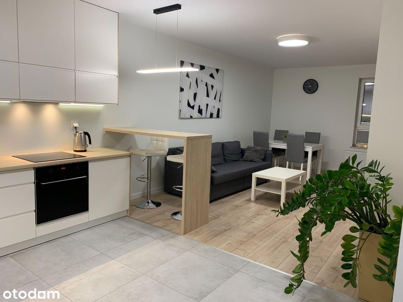 Apartament 2-pokojowy Matejki 11