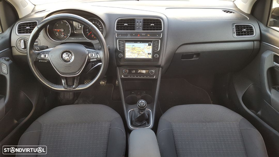 VW Polo 1.4 TDi Confortline - 33